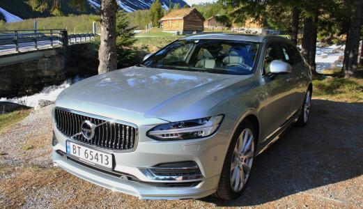 Urovekkende mye rust på nyere Volvoer