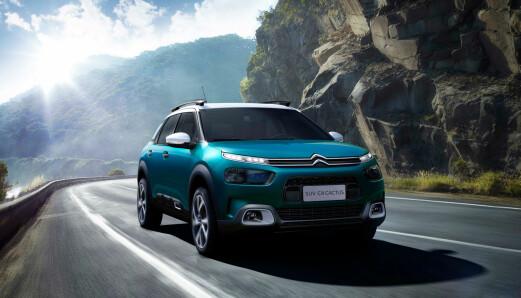 Gynger som en klassisk Citroën