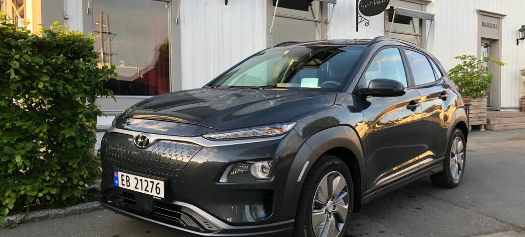 Batterifeil på Hyundai Kona vil koste selskapet milliarder