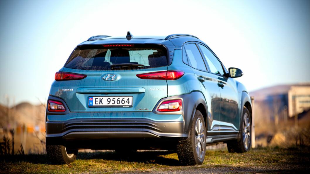 STILIG: Utseendemessig er det en del SUV-elementer som gir bilen særpreg. Foto: Tomm W. Christiansen
