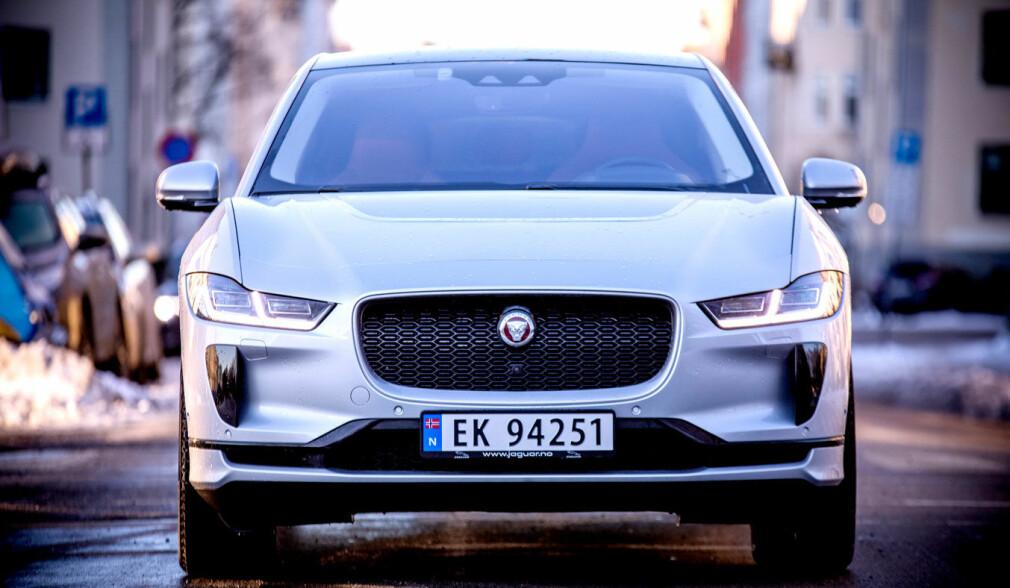Jaguar Land Rover blir helelektrisk fra 2025