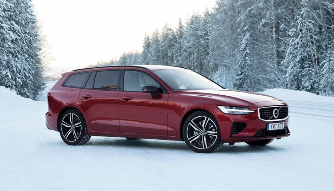 "<span class="" font-weight-bold"" data-lab-font_weight_desktop=""font-weight-bold"">IKKE PREMIUM:</span> Volvo V60 ser riktig lekker ut, men under overflaten tar rusten fort tak i karosseriet."