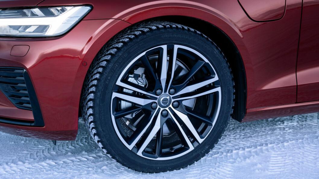 DNA: Dagens Volvo-modeller har mange likhetstrekk, men V60 er etter vår oppfatning den mest vellykkede.