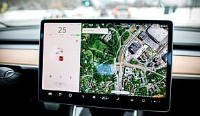 Norge neste for helt selvkjørende Tesla