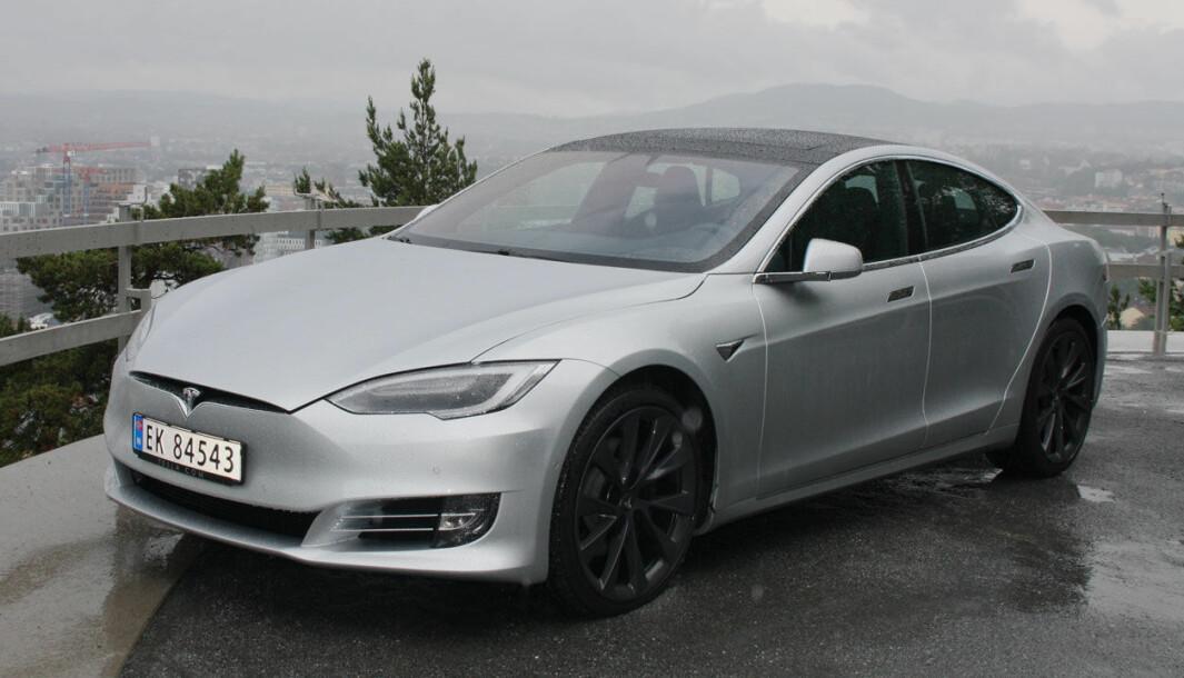 <b>NY STANDARD: </b>Tesla Mode S i utgaven «Plaid» vil trolig sette en ny standard med rekkevidde, batterikapasitet og prestasjoner.