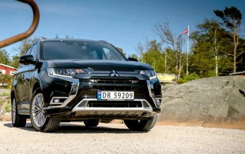 Renault redder Mitsubishi i Europa