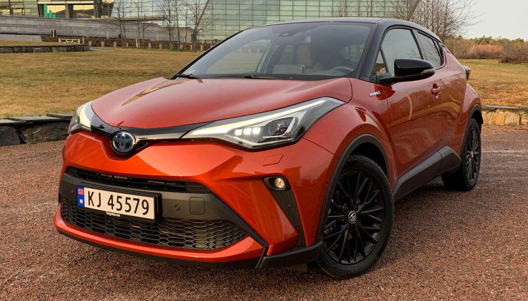 IKKE TOYOTA-GATE: Toyota har vedtatt et gebyr for brudd på utslippsreglene, men saken er langt unna nivået til VWs dieselgate.
