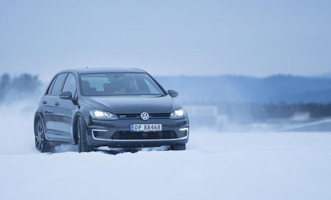Volkswagen Golf var fjorårets mest solgte bil