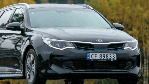 Kia Optima utfordrer VW Passat