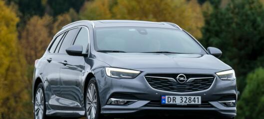 En ny verden for Opel Insignia