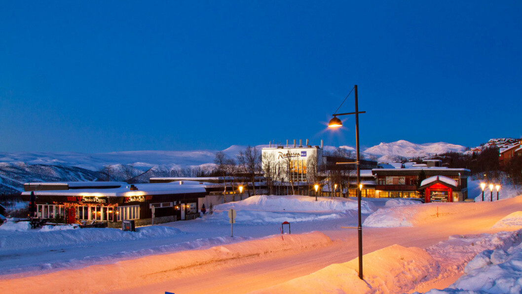VINTEREVENTYR: Radisson Blu Mountain Resort på Beitostølen ligger like ved skiheisen og turløyper. Foto: Radisson Blu