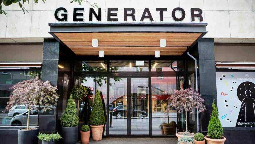VELKOMMEN INN: Generator Hostels er en kjede med billige hoteller i flere storbyer i Europa.
