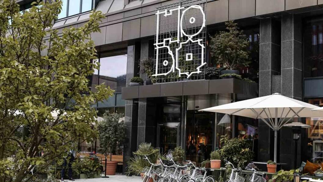 TRENDY MIDT I STOCKHOLM: Design og lekne detaljer, men vær klar over at de billigste rommene er helt uten vindu.