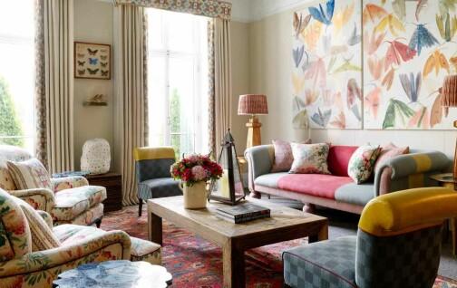 Londons hyggeligste, lille luksushotell?