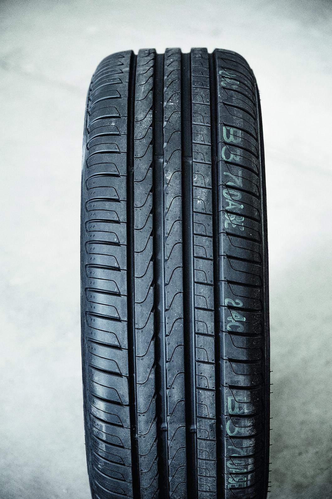 FÅR SKRYT: Pirelli Cinturato P7 Blue
