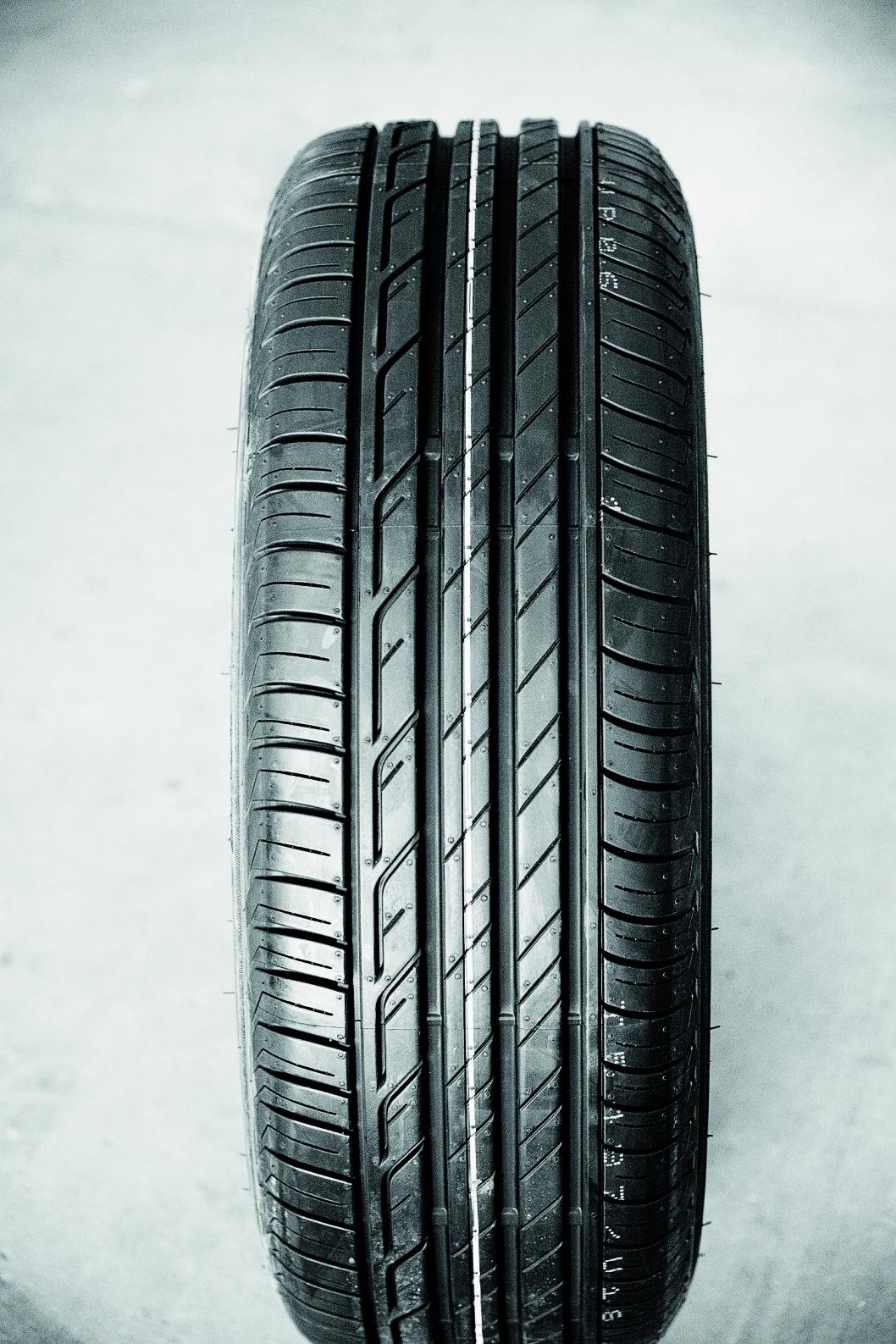 VÅT VINNER: Bridgestone Turanza T001