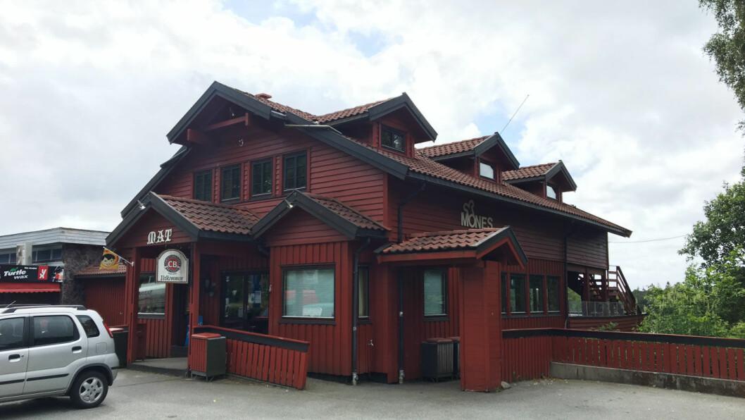 MONES WOK OG CAFÉ: Asiatisk og norsk tradisjonsmat like utenfor Mandal.