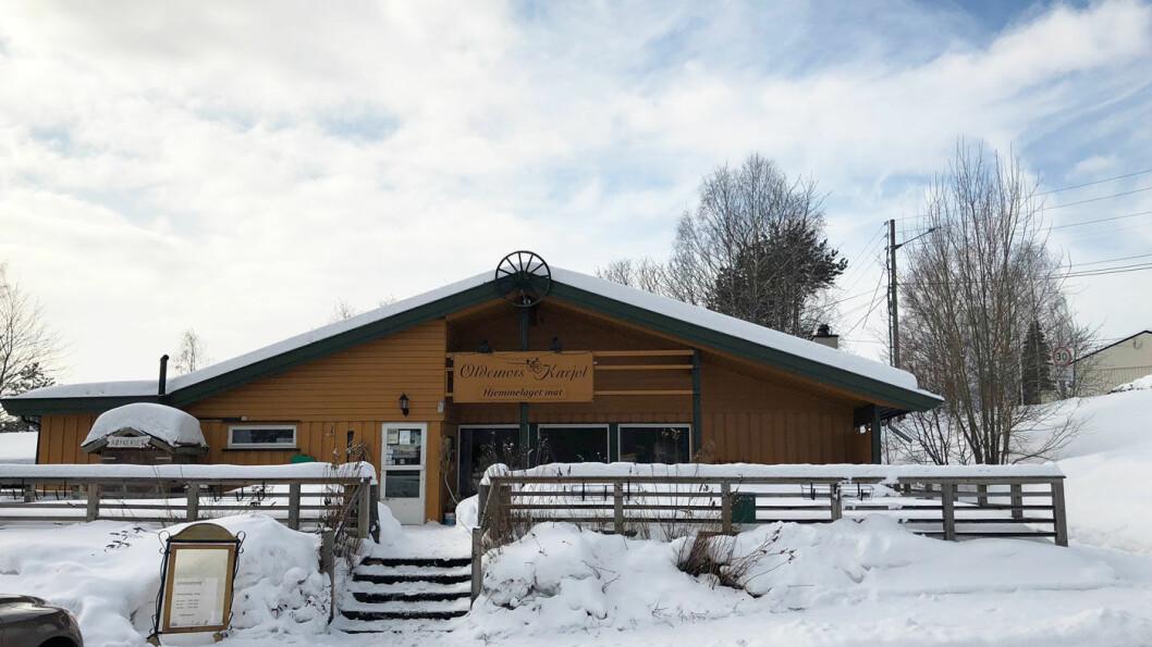 TRADISJONSRIKT: Oldemors Karjol leverer utmerket tradisjonell norsk mat.