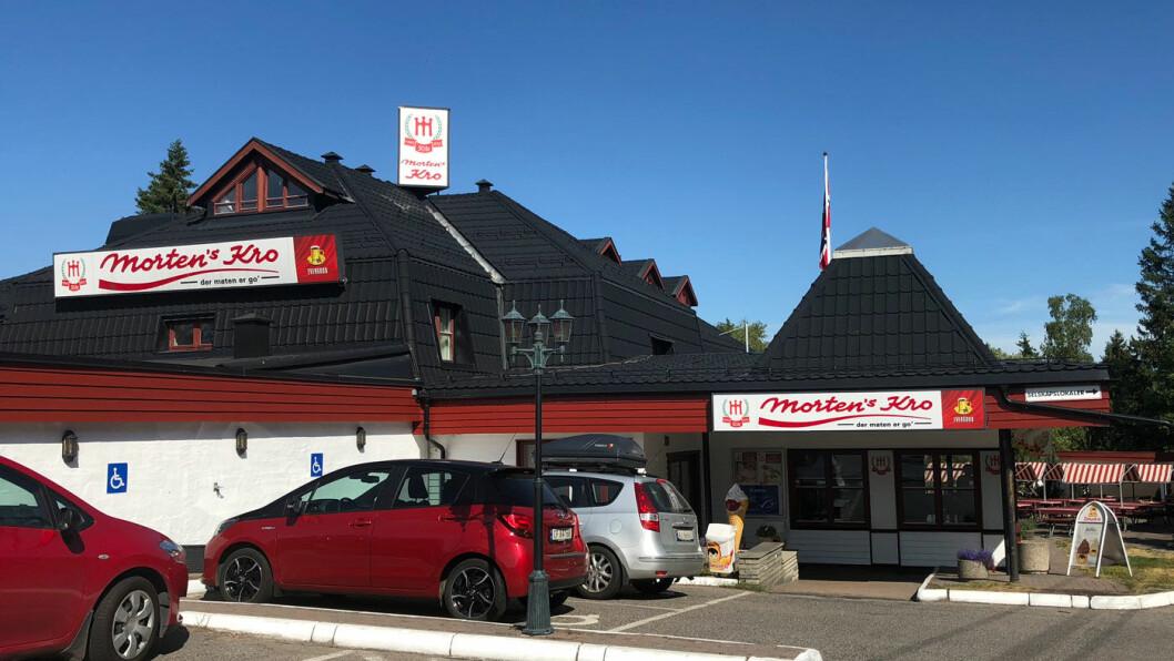FØRSTEKLASSES: Mortens Kro serverer veimat av aller beste sort.