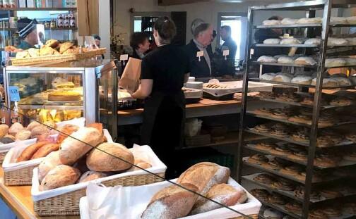 Norges beste bakervarer langs veien