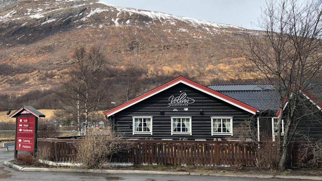NORDNORSK FAVORITT: Vollan Gjestestue innerst i Balsfjorden levererer bunnsolid veikromat.