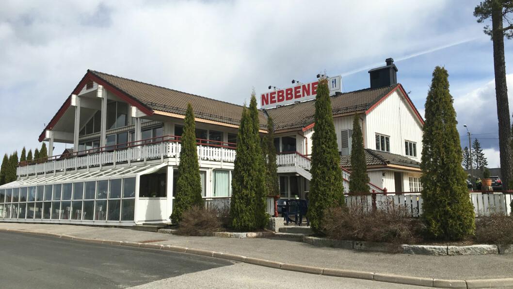 SKUFFENDE: Nebbenes kro ligger ypperlig til med en filial på hver side av E6 en time nord for Oslo.