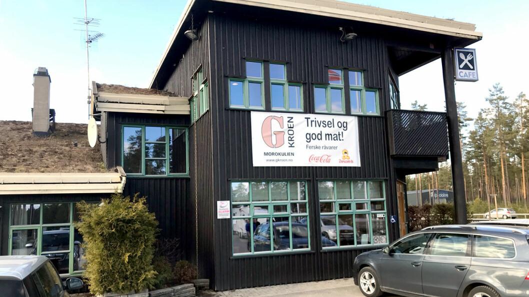 IKKE VELDIG MORO: Området i Hedmark på begge sider av grensen mellom Norge og Sverige kalles Morokulien. Her ligger grensekroa G-kroen.