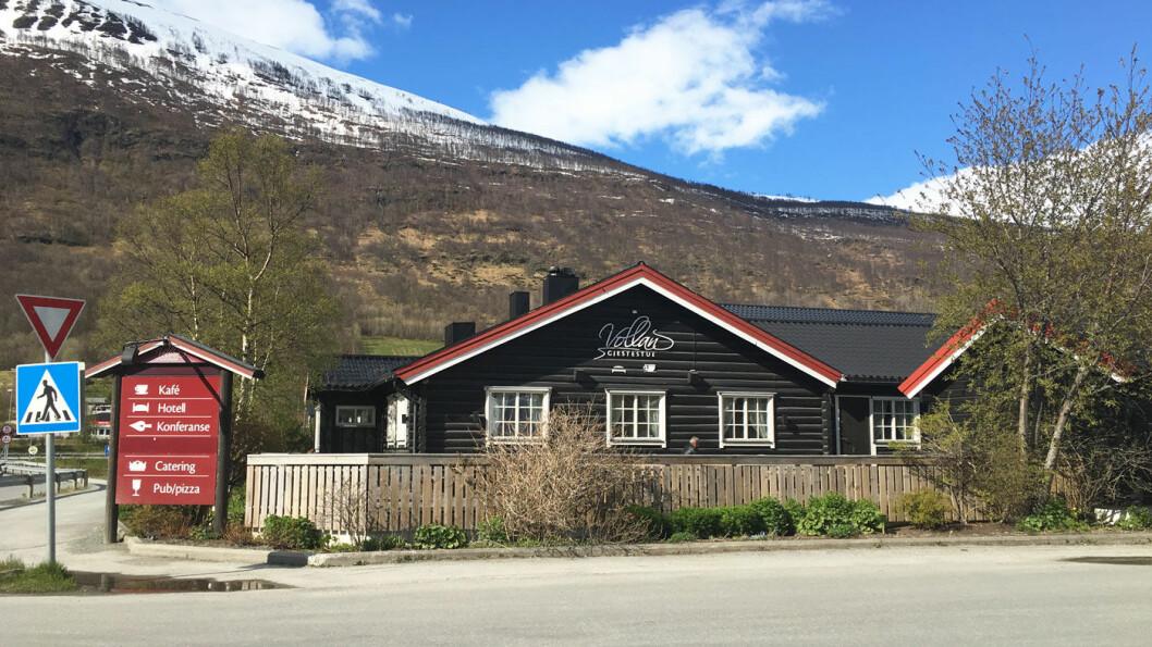 TOPP: Vollan gjestestue innerst i Balsfjorden er en av Nord-Norges, ja hele Norges, beste veikroer.