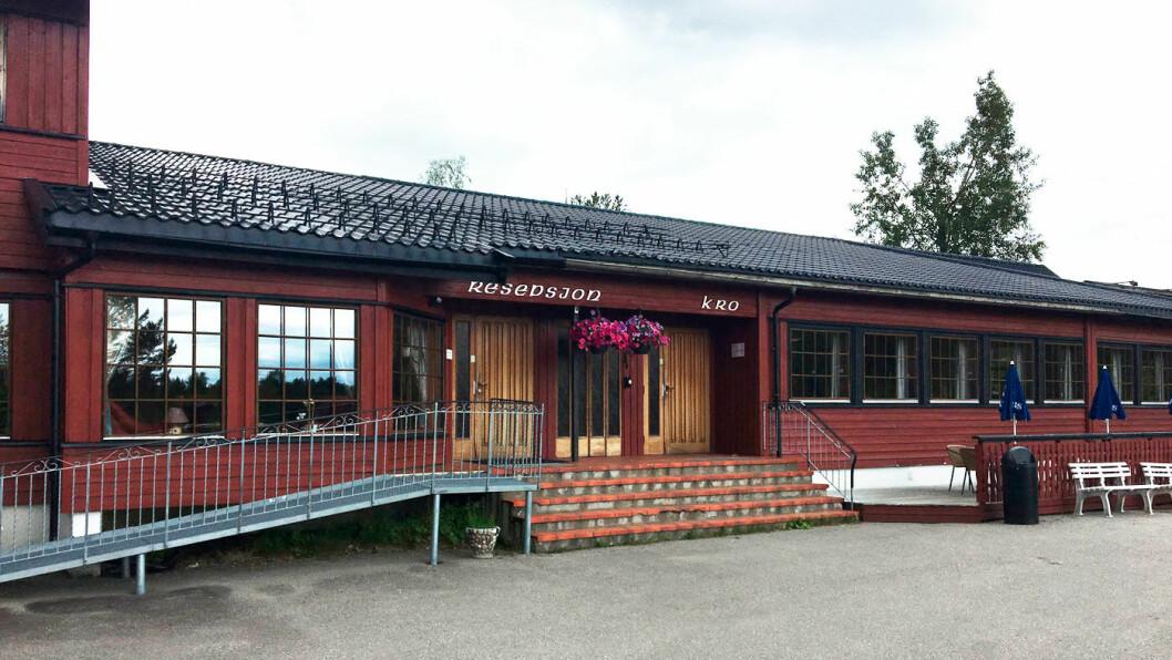 HEIA GJESTEGÅRD: Overnatting og veikro nord for Snåsa.