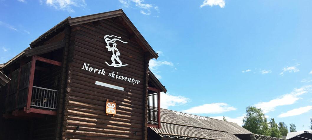 Lokalt tilsnitt i skisportens vugge