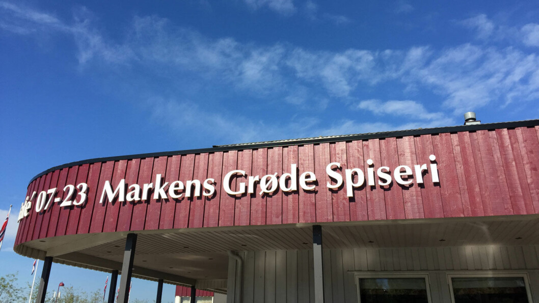 HIMMELSK: Markens Grøde Spiseri på Hamarøy er det beste spisestedet vi har testet mellom Narvik og Bodø.