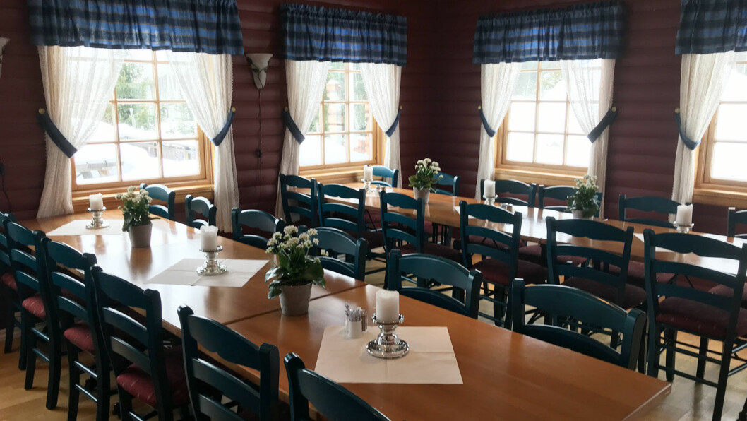 HYGGELIG OG VENNLIG: Hadeland Gjestegård holder en gammel og koselig stil.