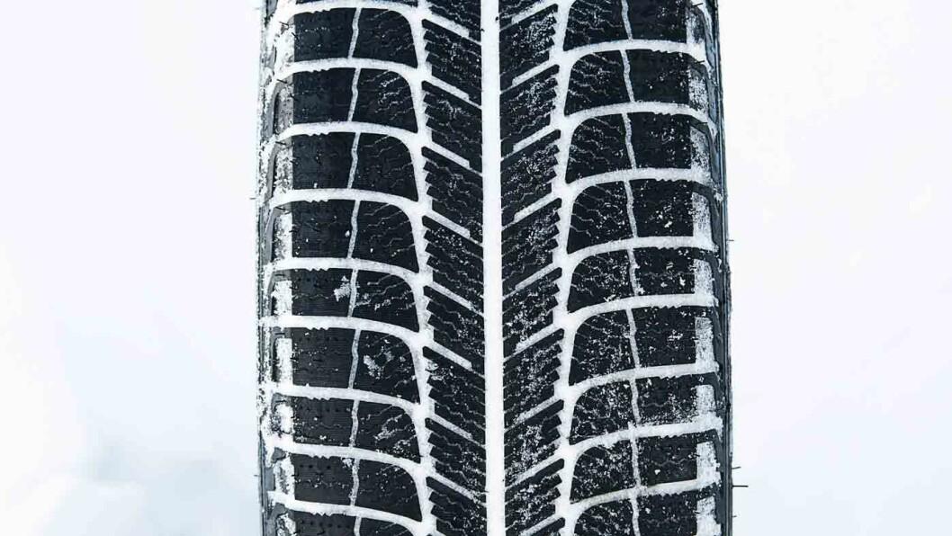 TRYGG FØLELSE: Michelin X-Ice XI3