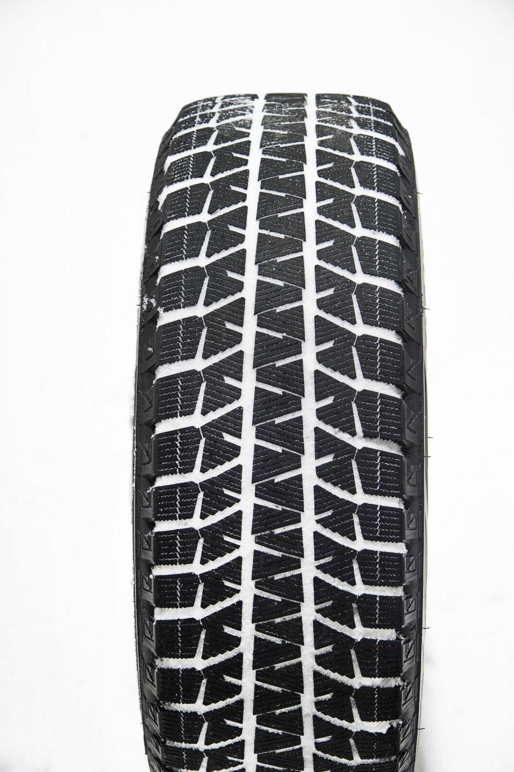 (ST)ILLE BRA: Bridgestone Blizzak WS80