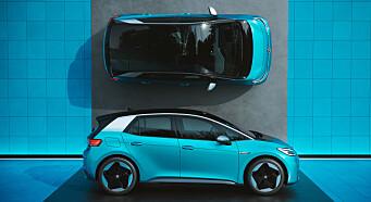 Nå er VW ID.3 1st i salg