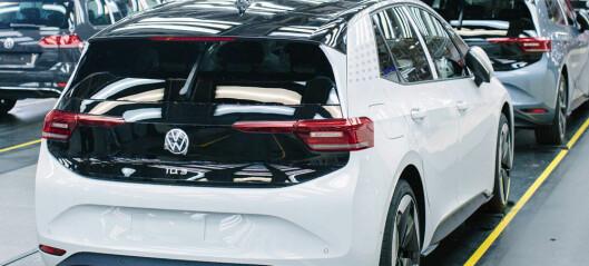 VW hevder de har løst dataproblemene