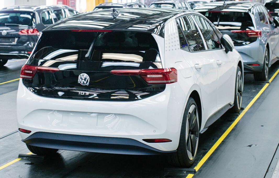 Volkswagen hevder dataproblemene er løst