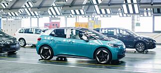 Audi har overtatt kontrollen med VW