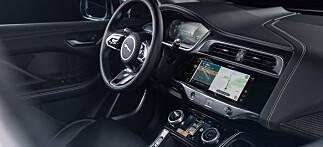Nå kommer en oppgradert Jaguar I-Pace