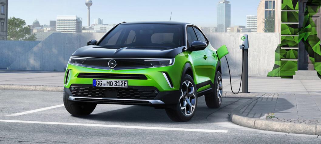 Hevder Opels nye elbil allerede er utsolgt!