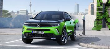 Elektrisk Mokka viser Opels fremtid