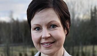 <b>«IKKE I MÅL»:</b> Ida Krag, sjef for kommunikasjon og myndighetskontakt i Bilmportørenes Landsforening (BIL).
