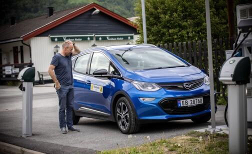 Opel skal bytte ut batteriene i alle Ampera-e