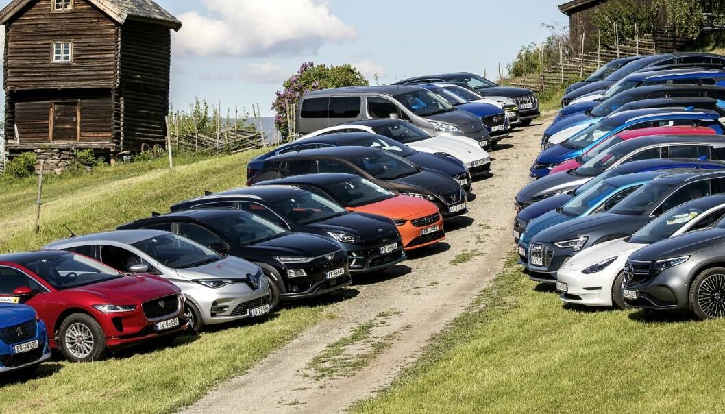 Utrangerte elbiler kan bli en gullgruve