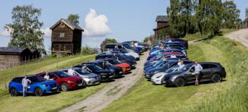 – Norge når ikke 2025-målet