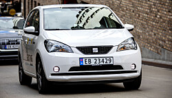 <b>SEAT MII ELECTRIC</b>