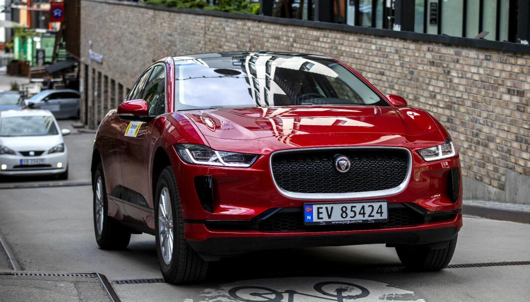 Bilselger fikk 1,35 mill. for Jaguarer han ikke hadde