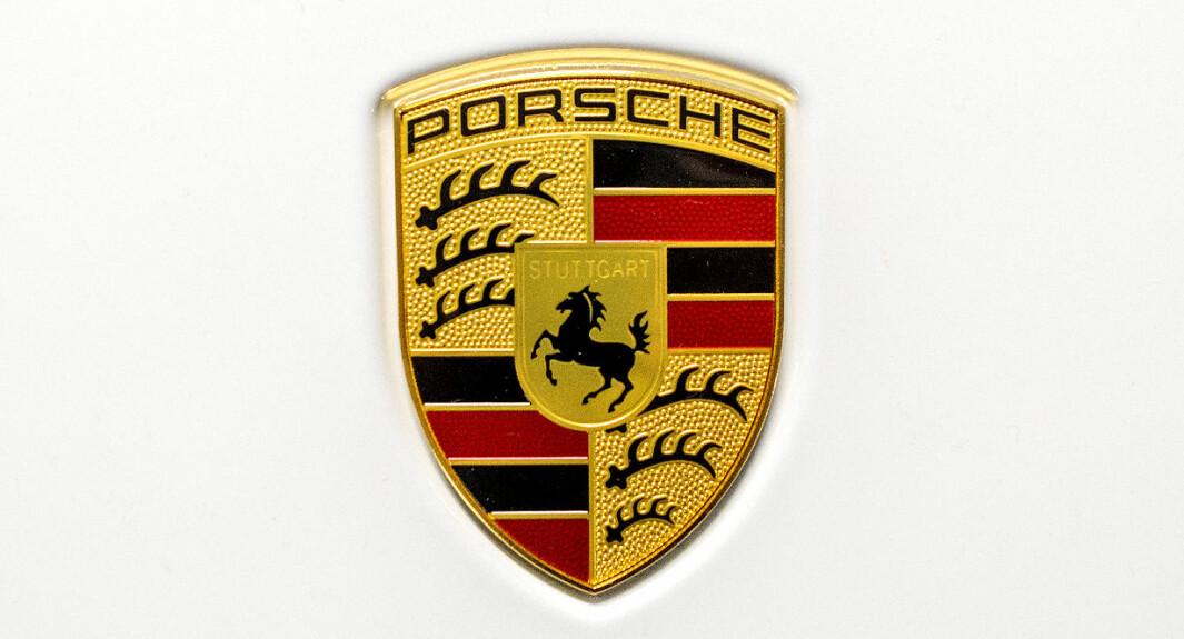 IKKE ALLTID UTEN FEIL: Selv Porscher må prøvekjøres, hvis de er gamle nok…