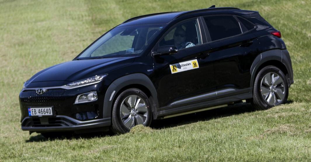 Hyundai Kona: Langdistansemester