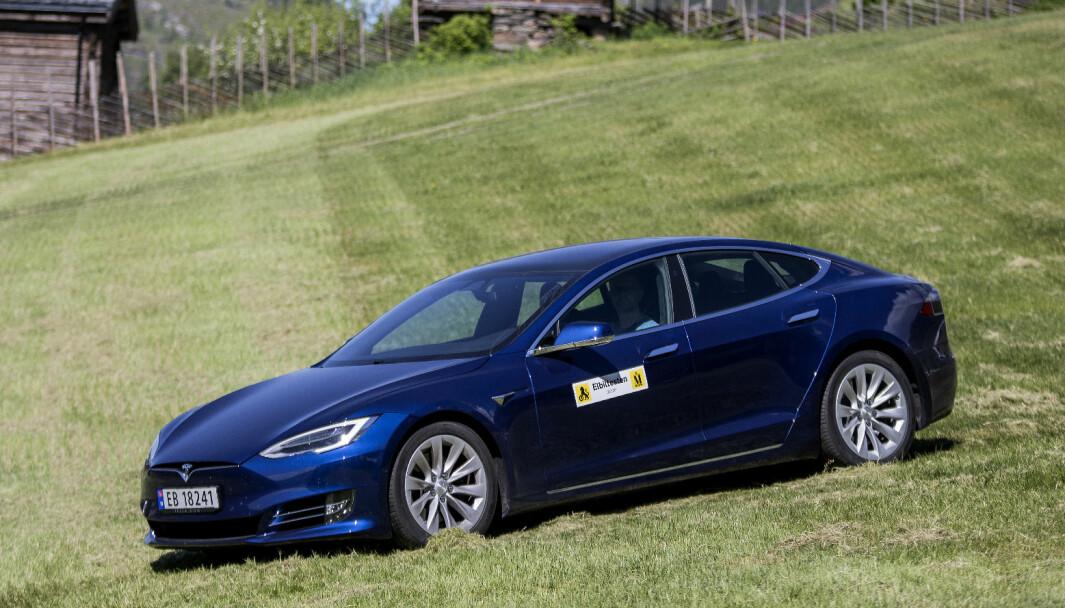 <b>REKKEVIDDEVINNER</b>: Tesla Model S